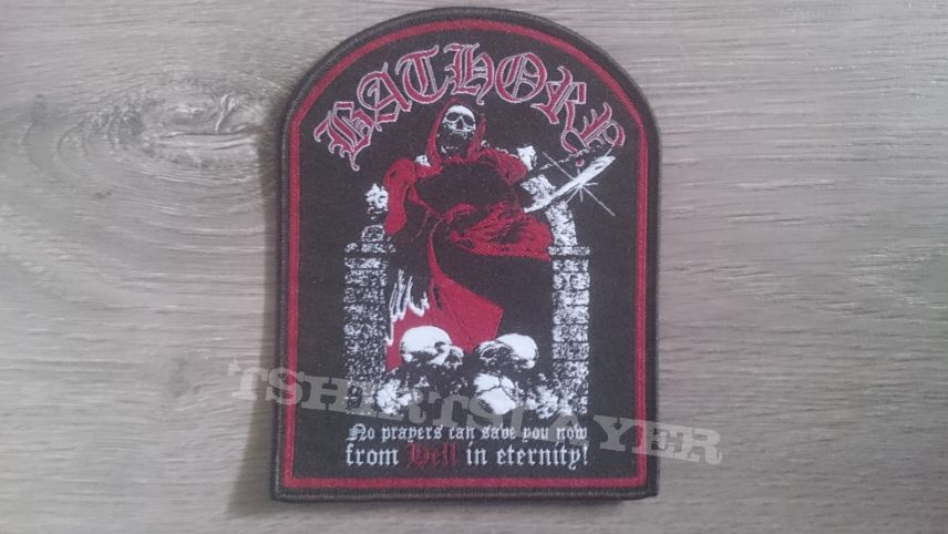 Bathory - Reaper / No Prayers Can Save You Now, From Hell In Eternity Patch