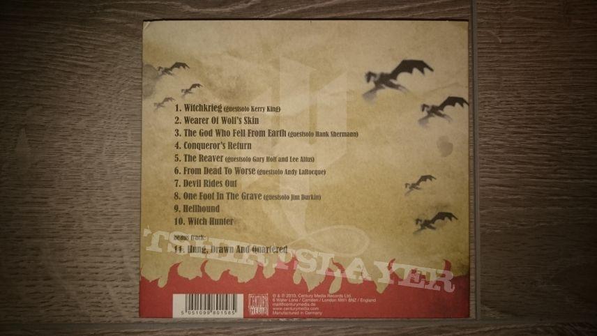 Witchery - Witchkrieg CD (Digi)