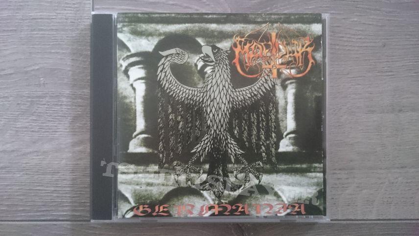 Marduk - Live In Germania CD