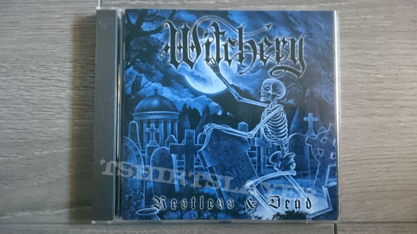 Witchery - Restless & Dead CD