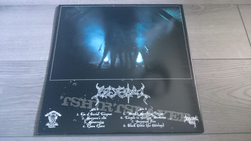 "Degial - Death's Striking Wings 12"" Vinyl + Poster"