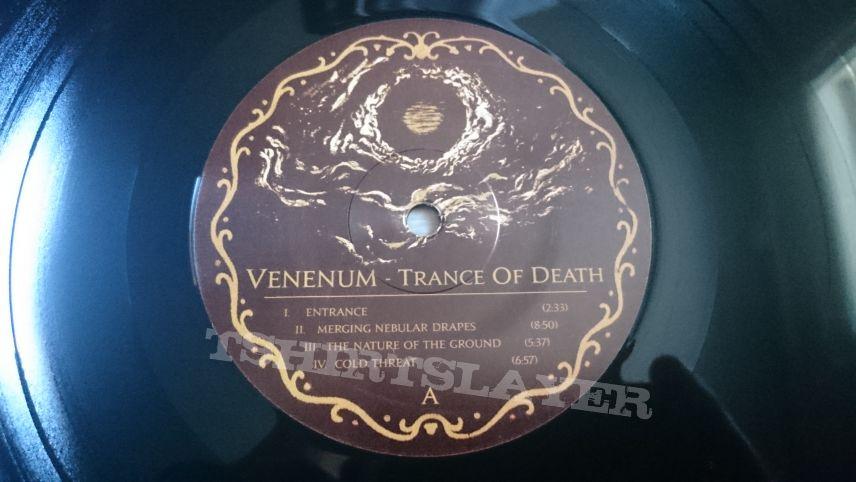 """Venenum - Trance Of Death 12"""" Vinyl"""