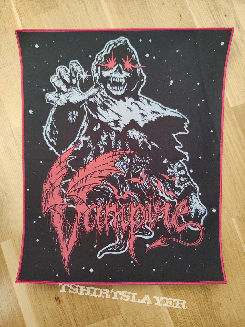 Vampire - Reaper Back Patch