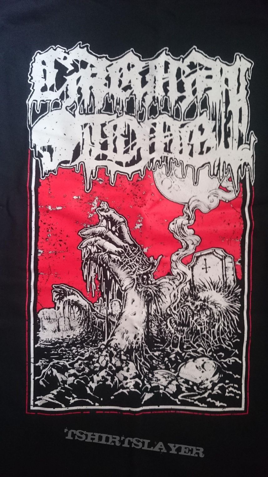 Carnal Tomb - Undead Dread / Creeping From Their Graves At Night Longsleeve