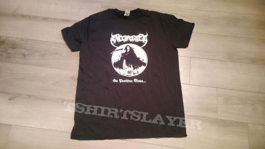 Excoriate - On Pestilent Winds... T-Shirt