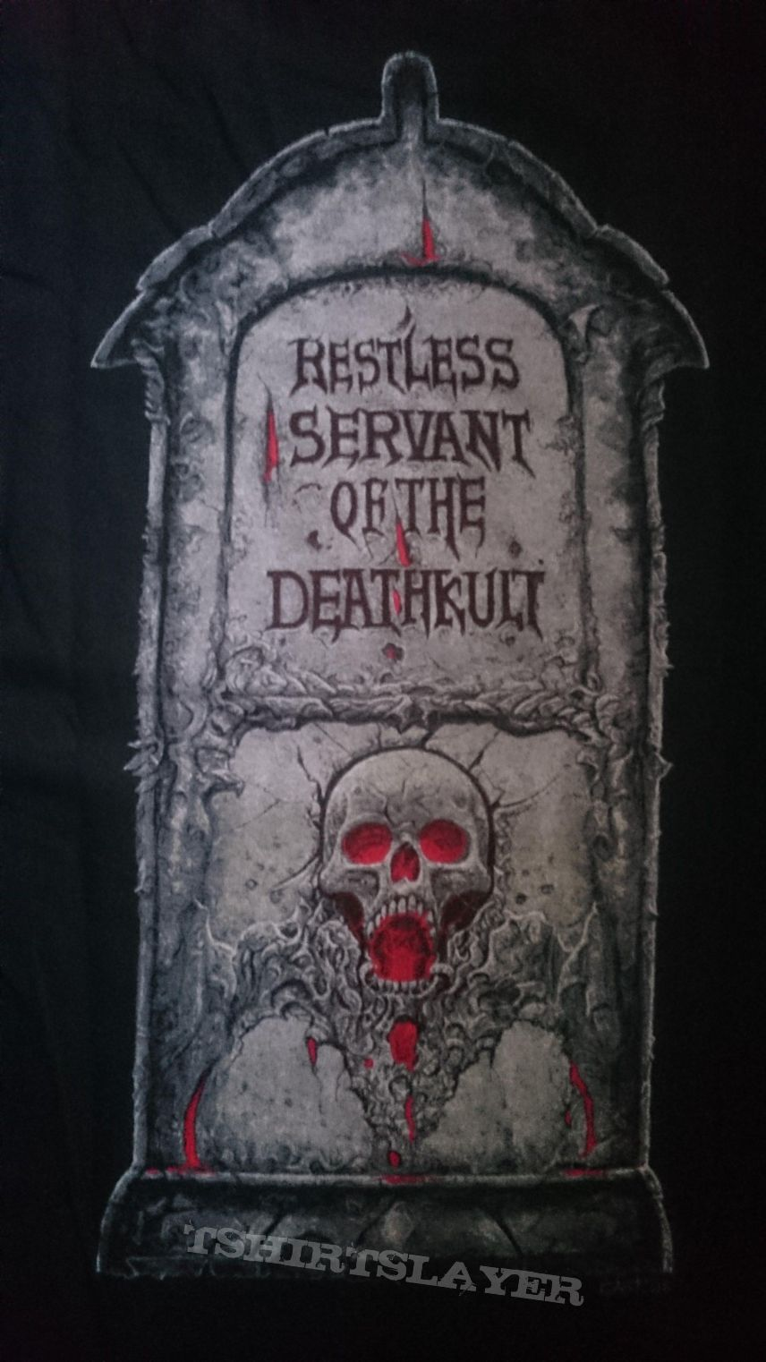 Emissary of all plagues T-Shirt REVEL IN FLESH