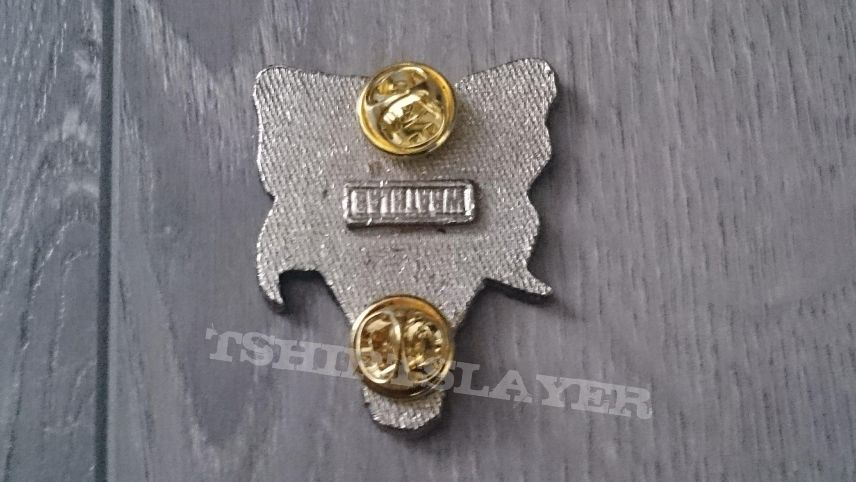 Deathrite - Revelation Of Chaos Pin
