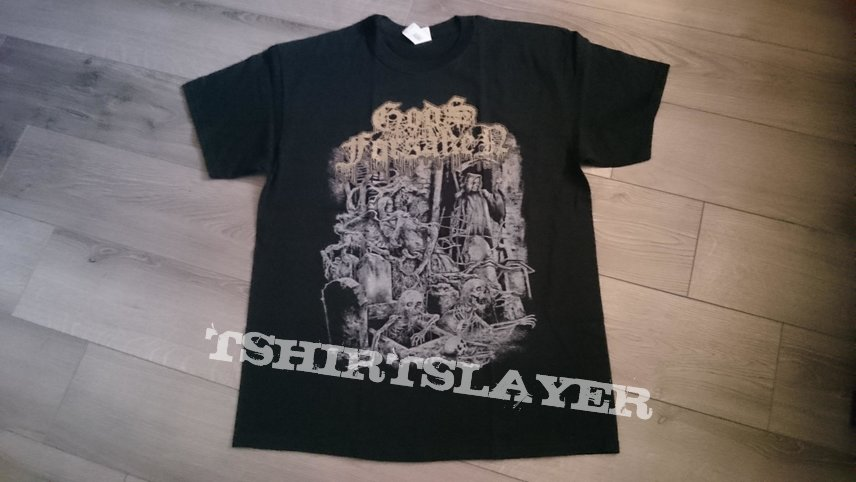 Gods Forsaken - Descent Into Total Darkness T-Shirt