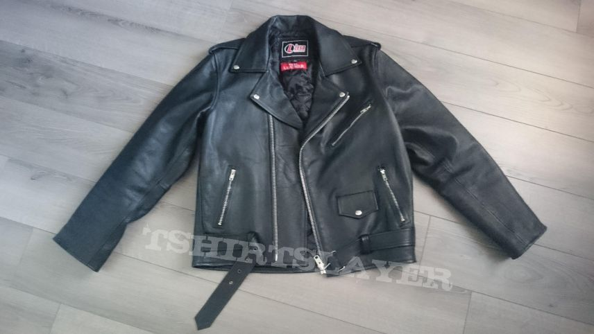 Leather Jacket - Lesa Collection (Real Leather)