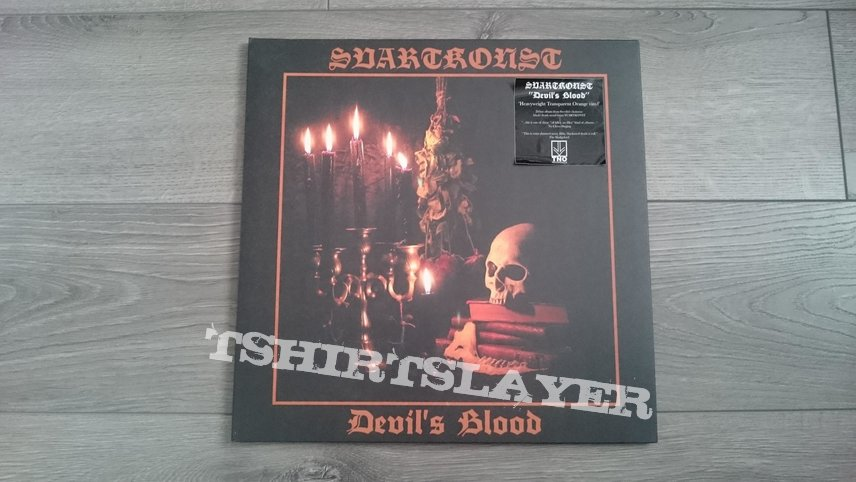 "Svartkonst - Devil´s Blood 12"" Orange Vinyl"