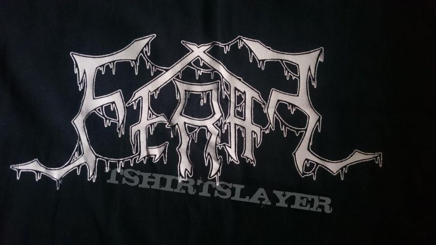Feral - Logo / I´m An Animal, More Than A Man T-Shirt