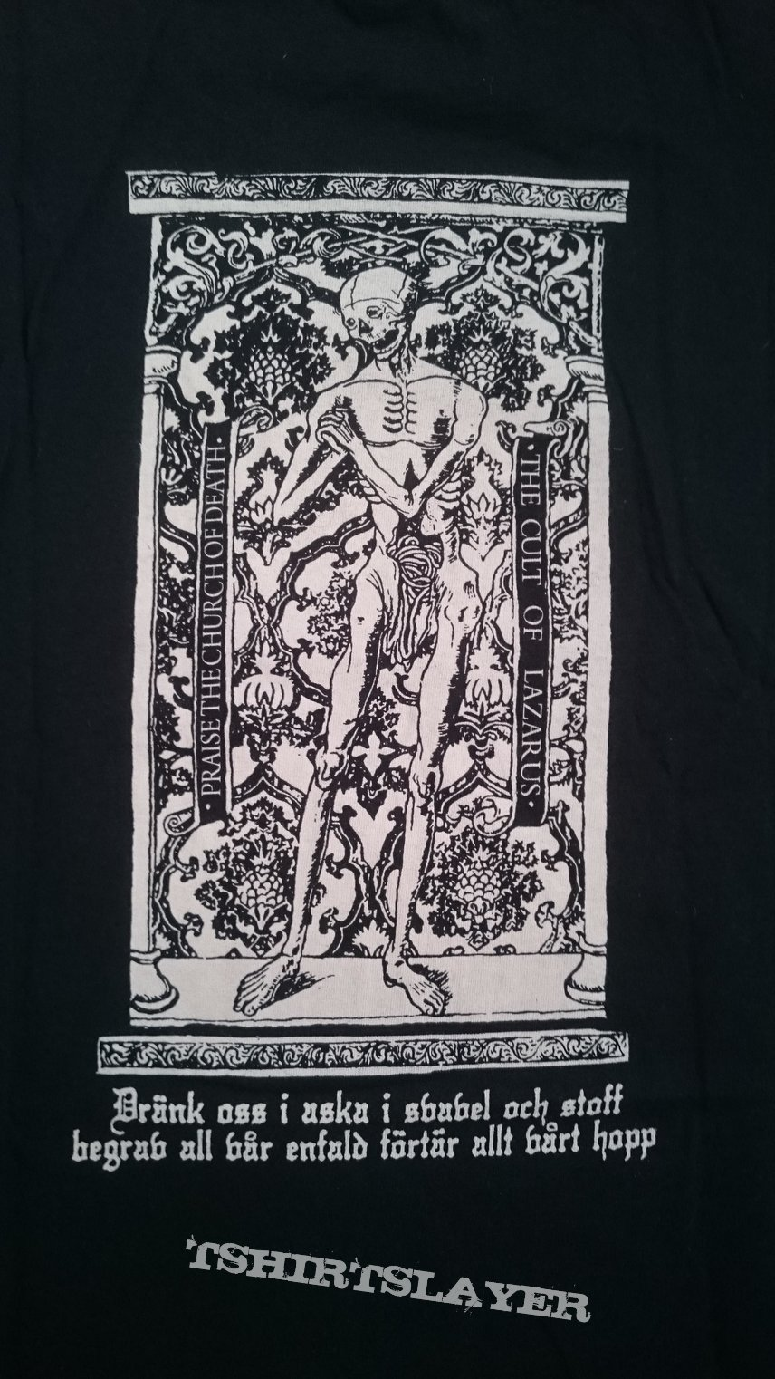 Vanhelgd - Church Of Death T-Shirt