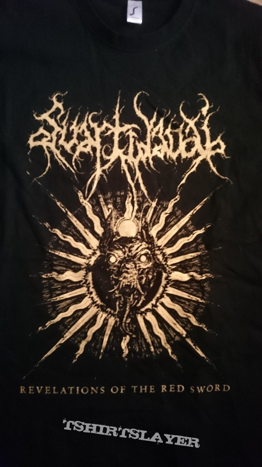 Svartidaudi - Revelations Of The Red Sword T-Shirt