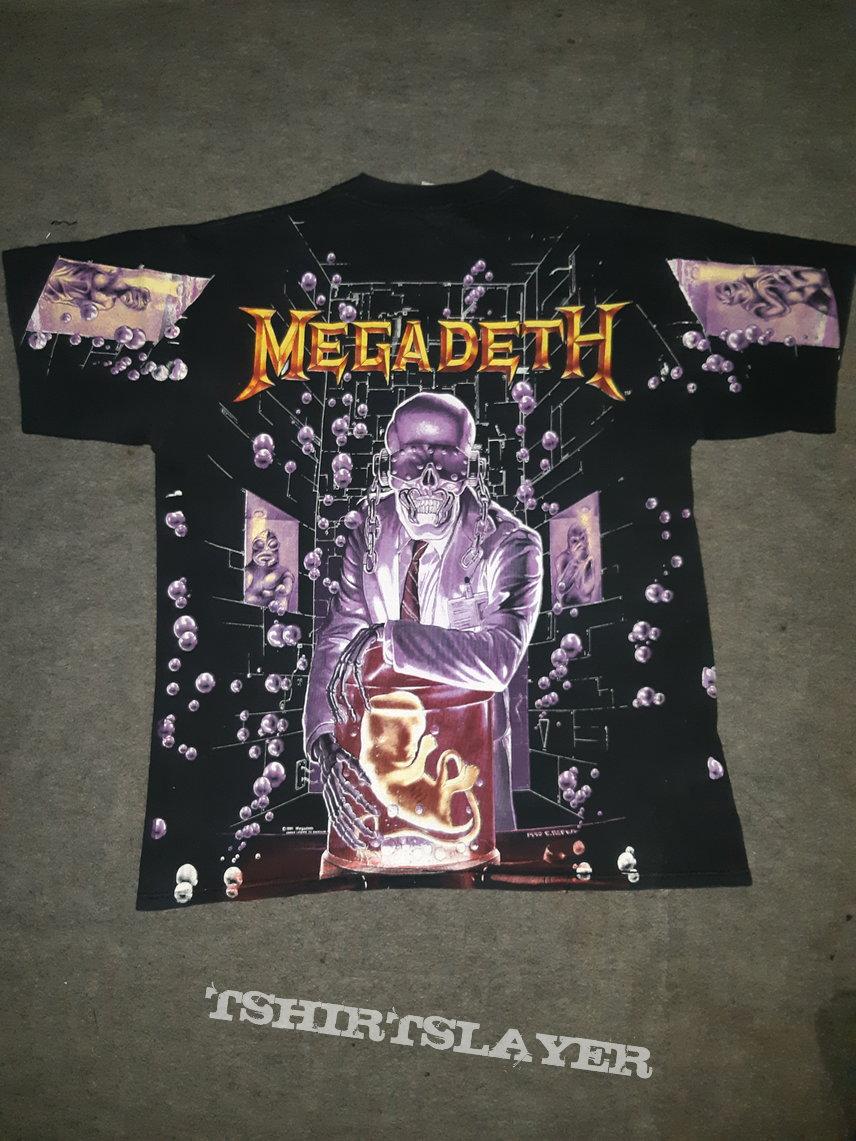 Megadeth - Hangar 18 Allover