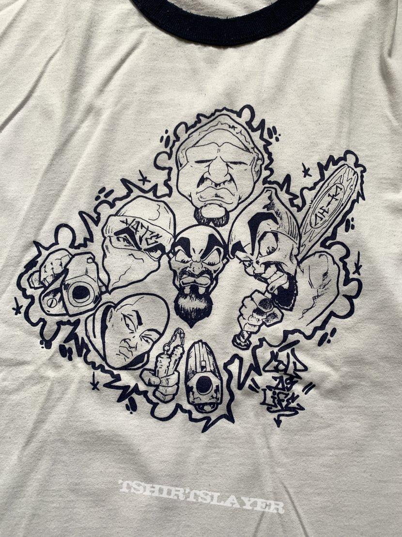 Cold As Life - Shirt