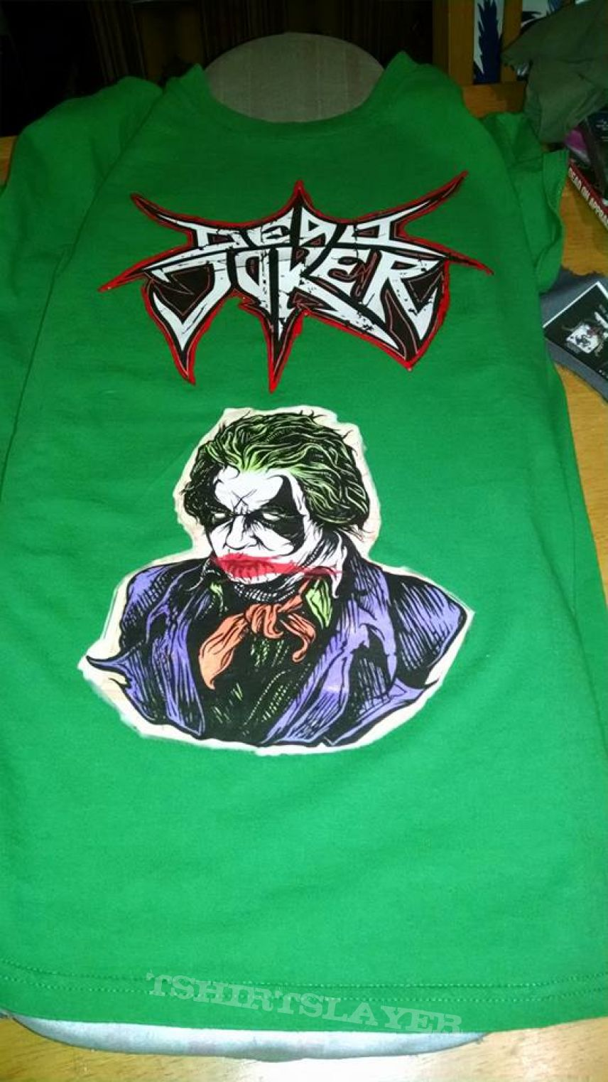 Joker battlejacket