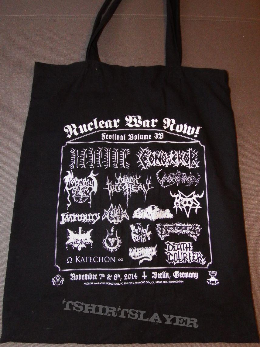 NWN! bag for vinyls