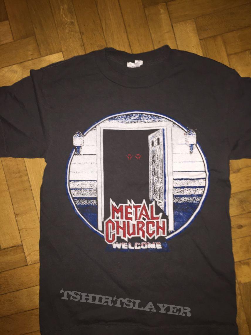 Metal Church Shirt - The Dark