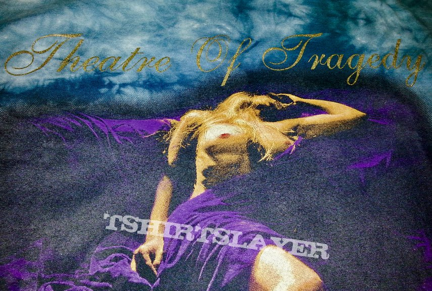 THEATRE OF TRAGEDY-Velvet Darkness They Fear-Gothic metal,T/_shirt-sizes:S to 7XL