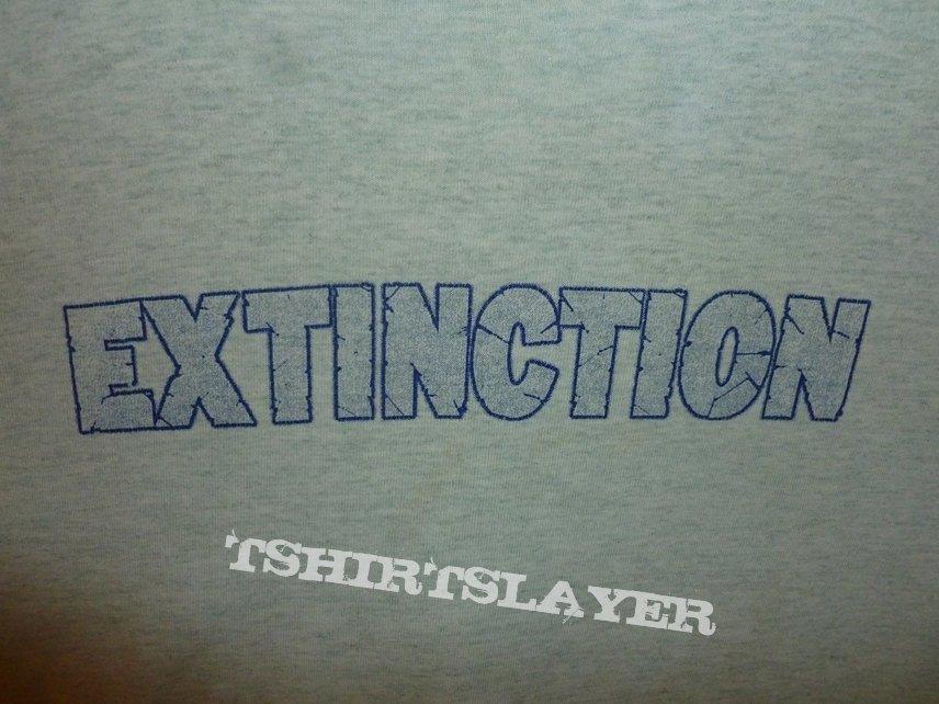 Extinction - Hypocrisy Breeds Traitors/I'll Watch you Burn Shirt Catalyst Records