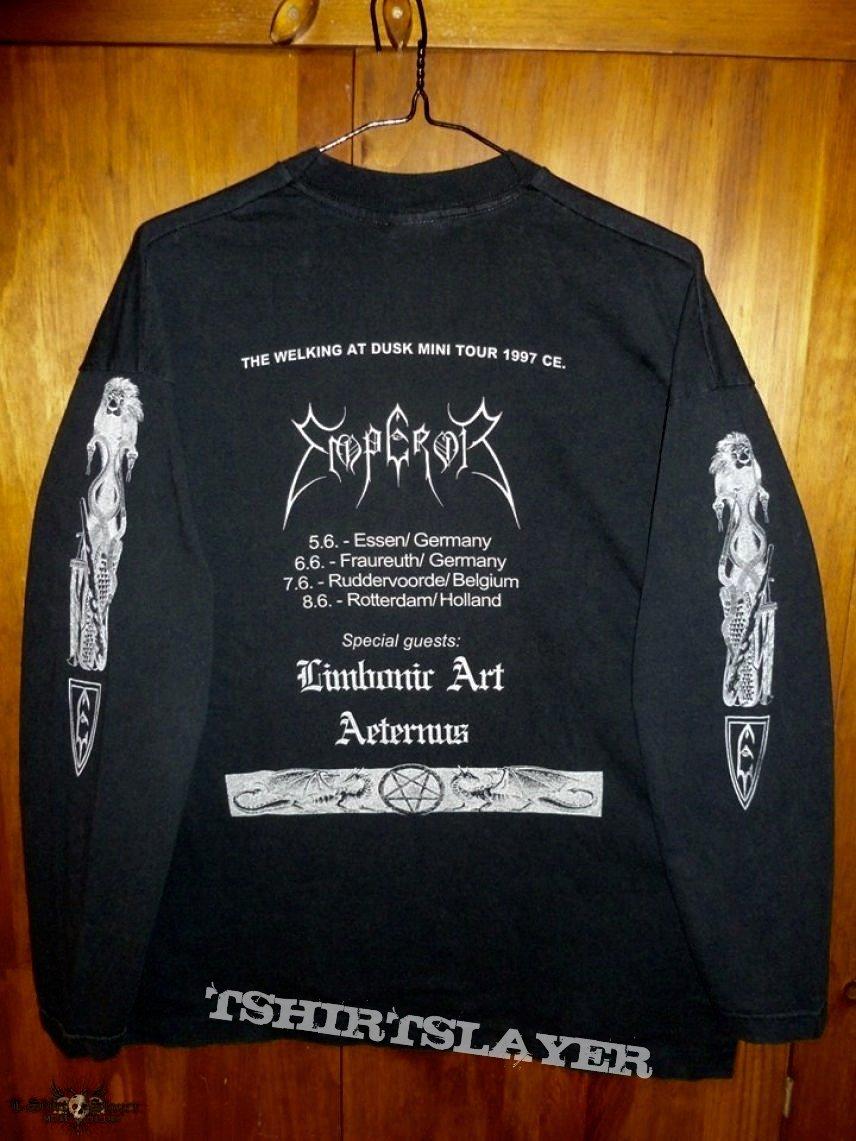 Emperor - European Conquest Summer 1997 Tour Long Sleeve