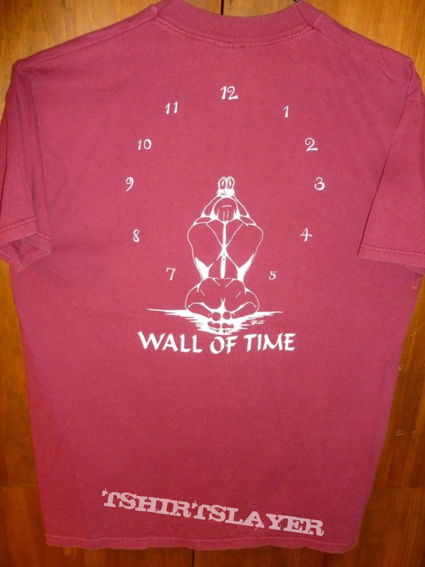 Unconquered - Wall of Time 1998 Shirt