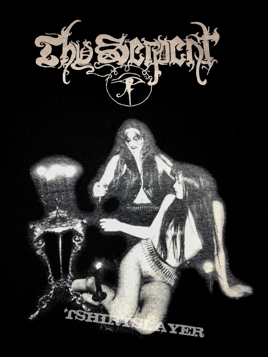 Thy Serpent – Into Everlasting Fire Demo Long Sleeve