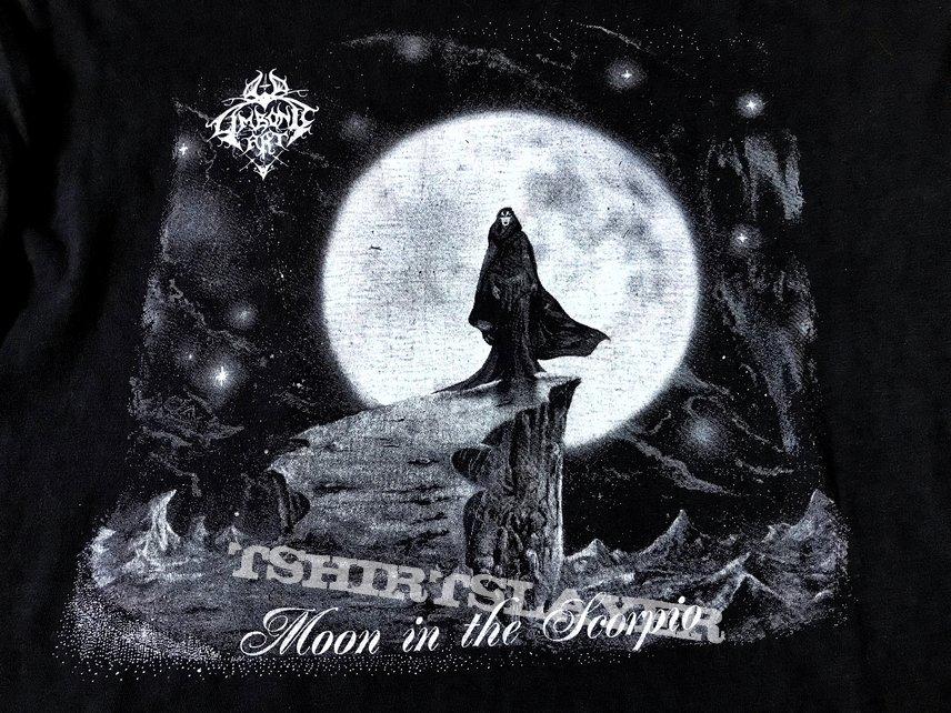 Limbonic Art - Moon in Scorpio Original Nocturnal Art Productions LS 1996