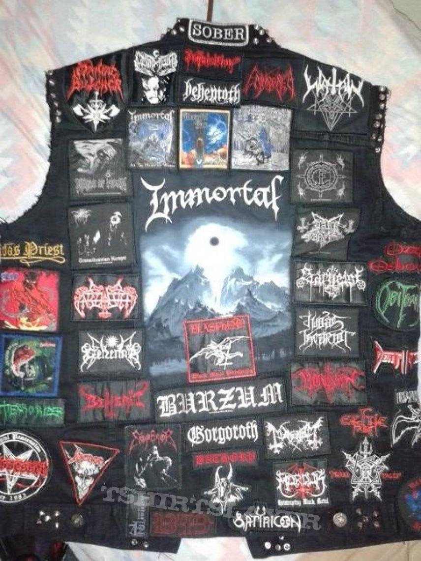 Extreme Metal Vest
