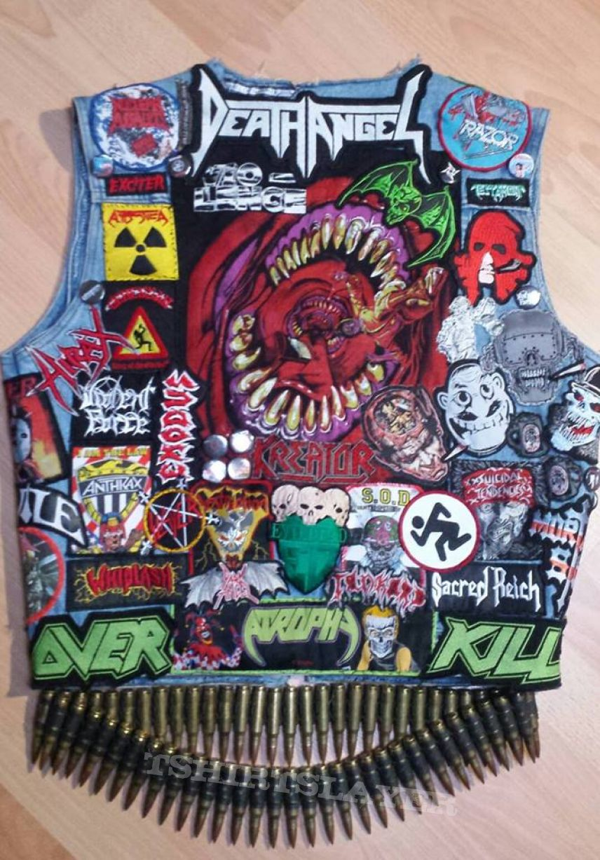 The REAL Thrash Metal Jacket