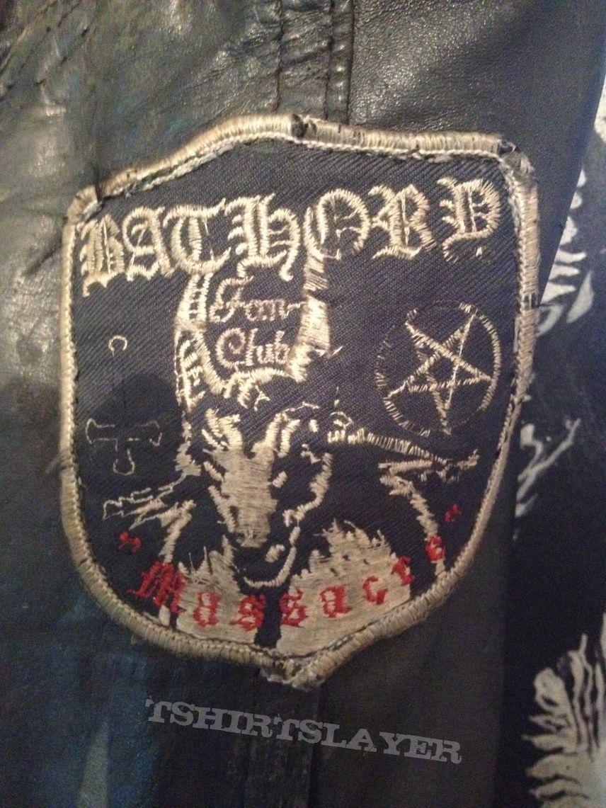 Fanclub patch 1987