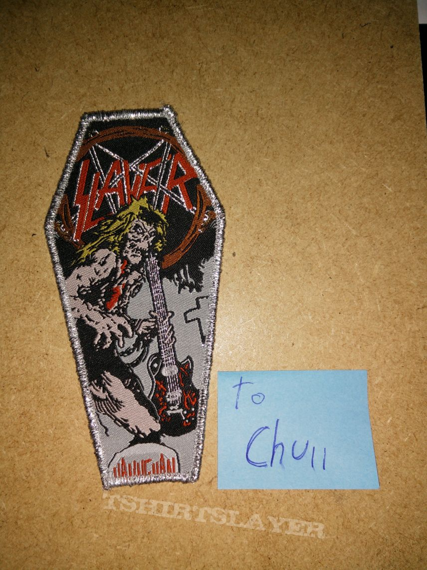 Slayer coffin for chuii