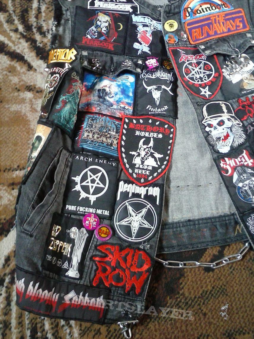 Battle Vest Update!