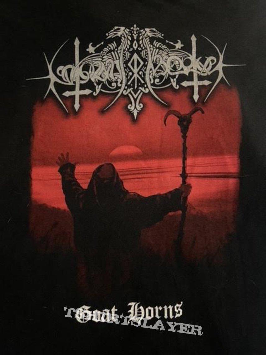 "Nokturnal Mortum - ""Goat Horns"" shirt"