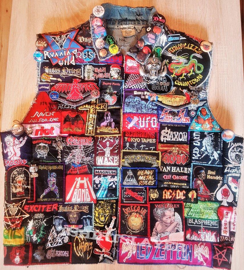 My vest! *Update 04.03.19*