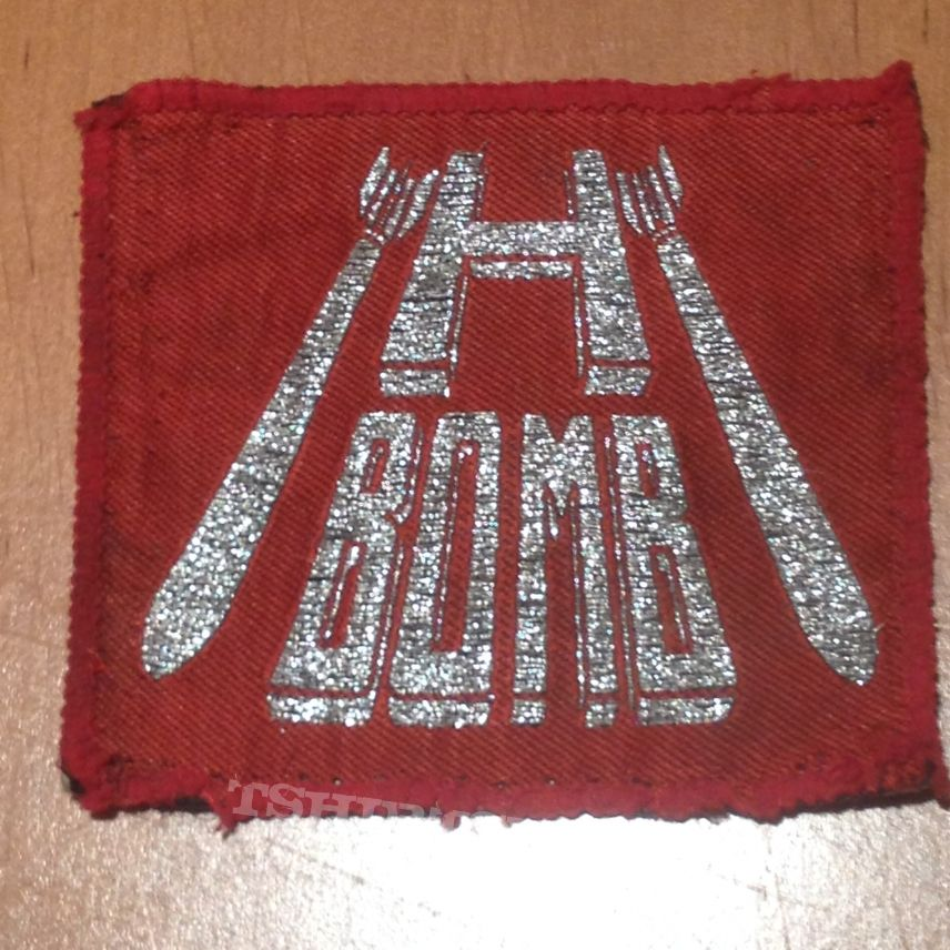 H-Bomb Patch red border