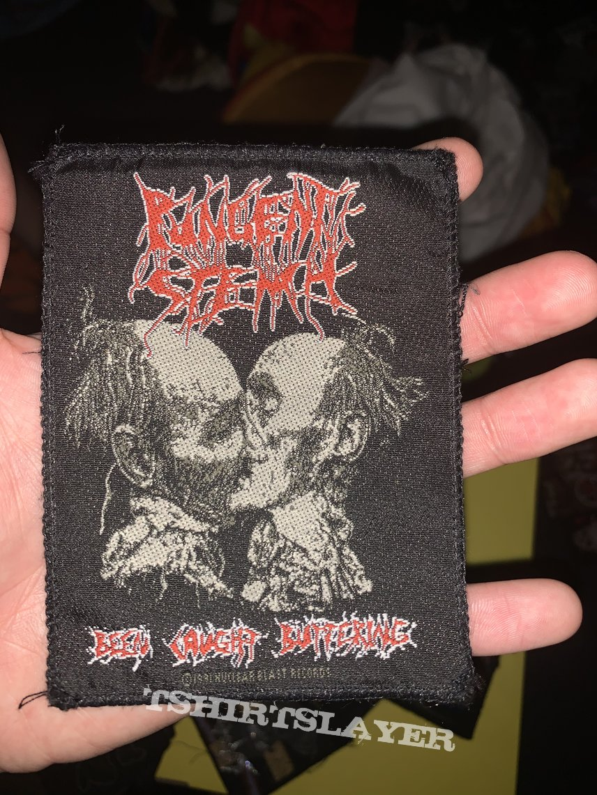 ATTENTION og patches up for grabs! Leftover from my kutte
