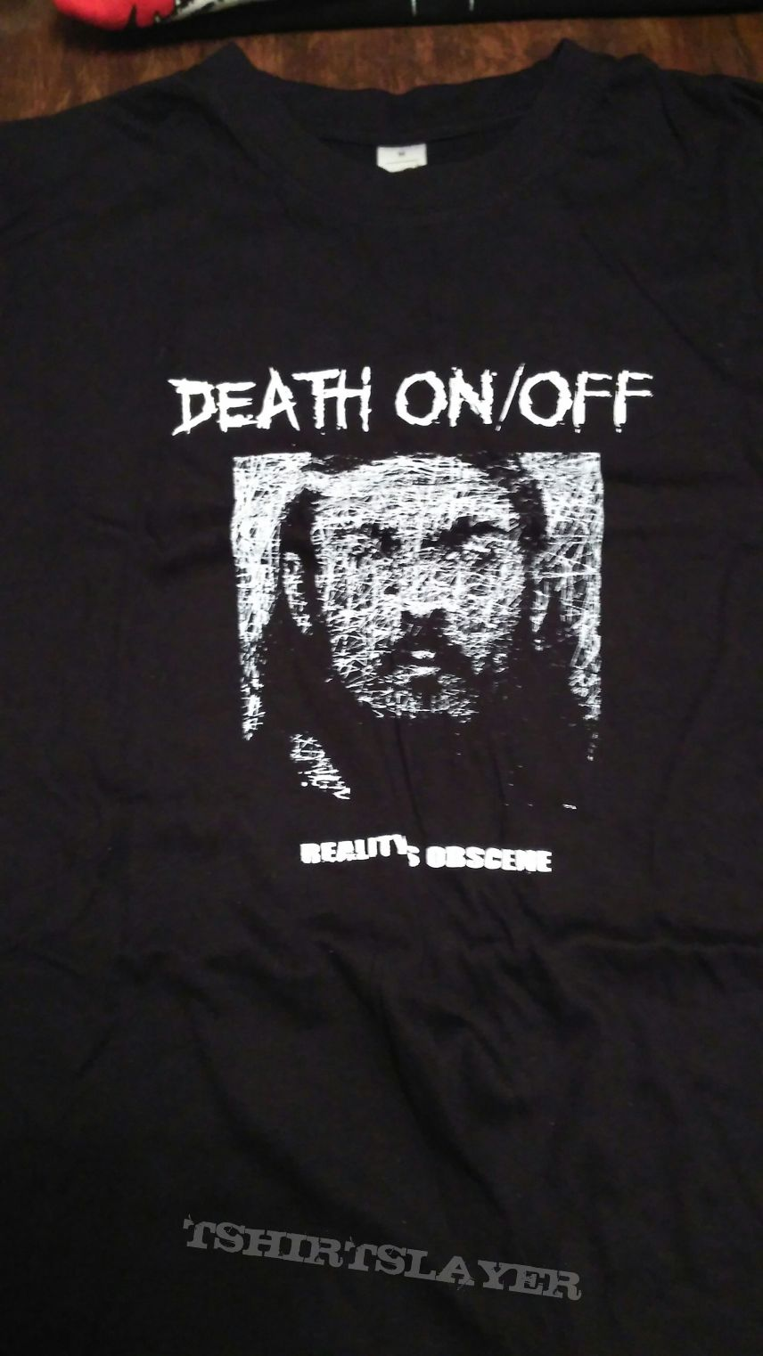 Death on/off reality is obscene