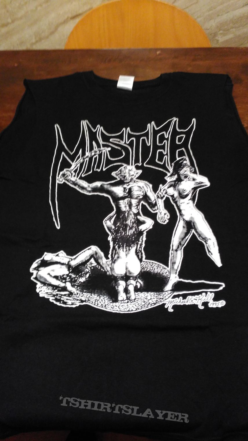 Master muscle shirt