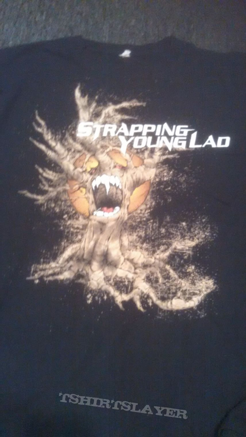 Strapping Young Lad - Screaming Tree Shirt