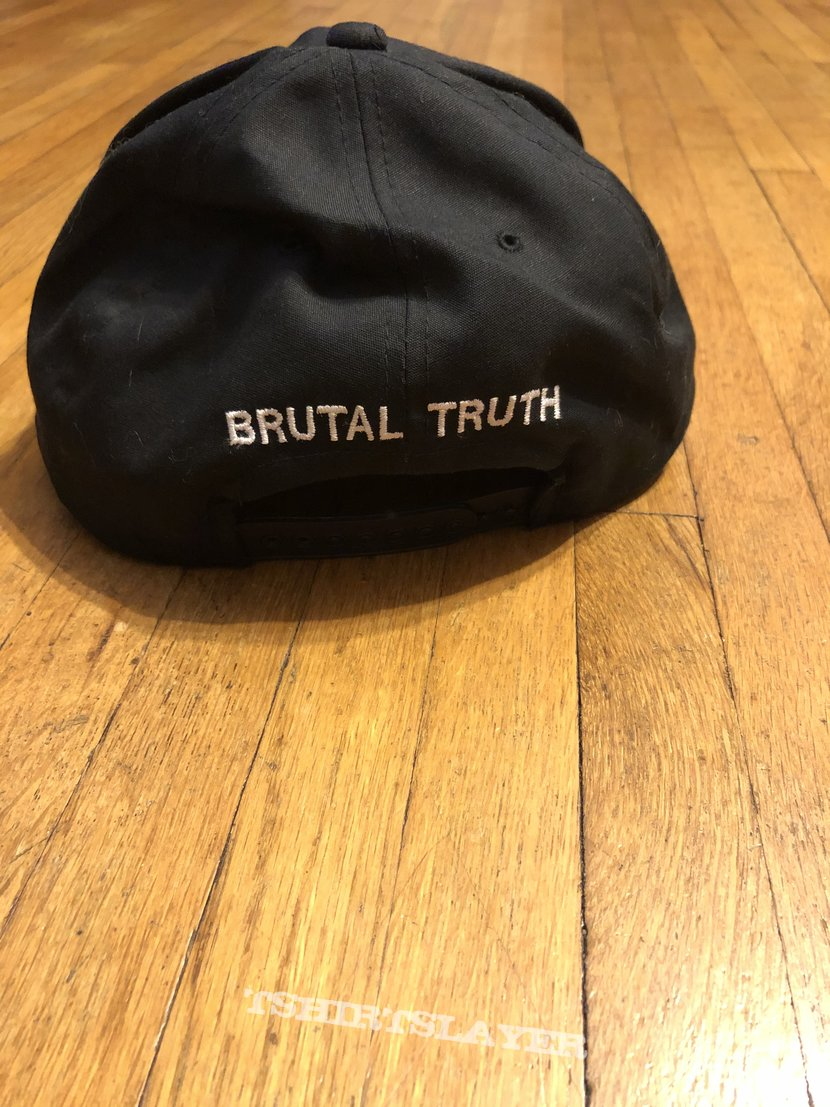 Brutal Truth - Extreme Conditions Hat