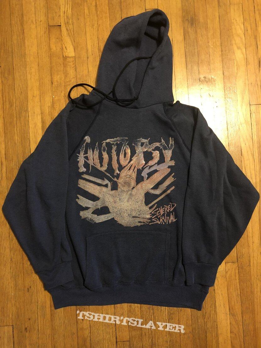 Autopsy - Severed Survival Hoodie