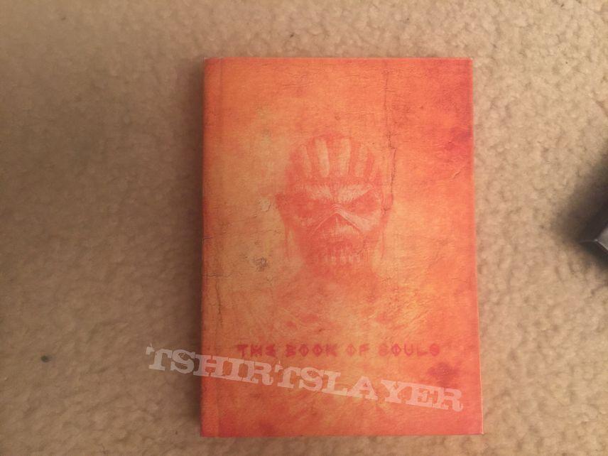 Iron Maiden-Book of Souls deluxe
