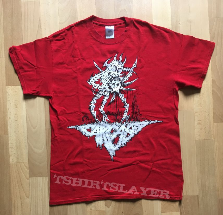Carcass - Deathcrusher tour shirt