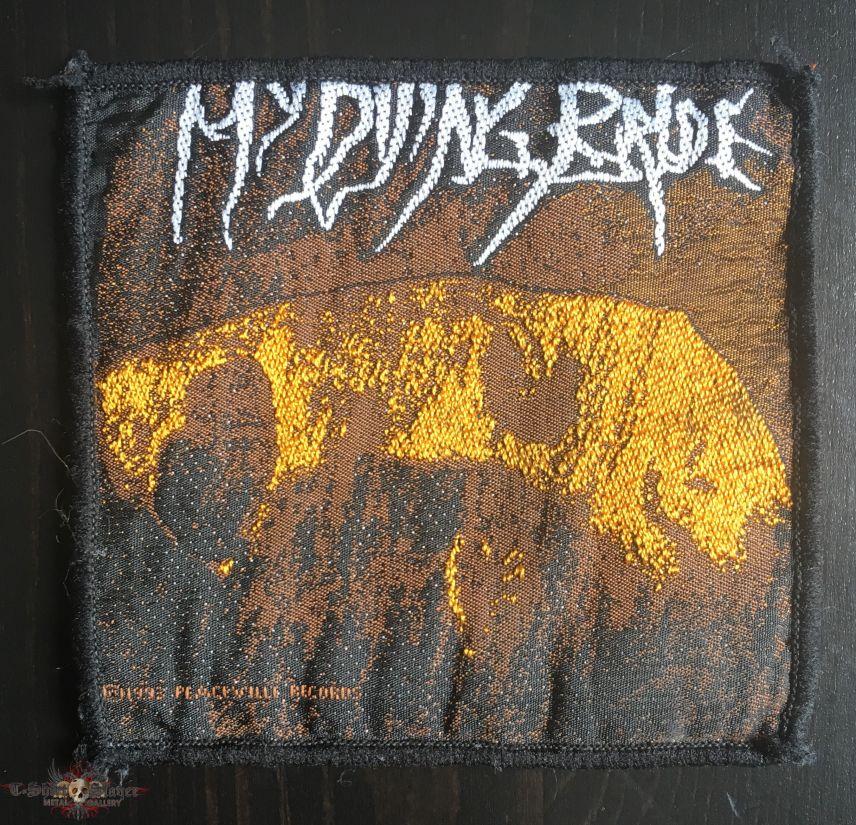 My Dying Bride - Symphonaire Infernus Et Spera Empyrium Patch