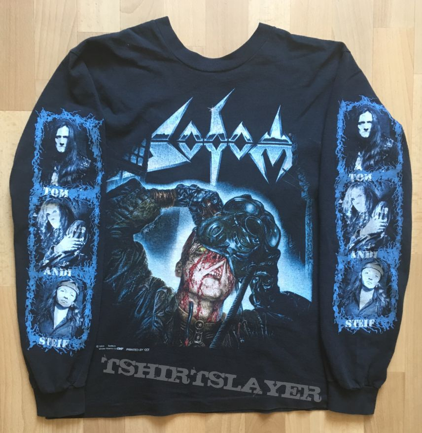 Sodom - Get What You Deserve LS