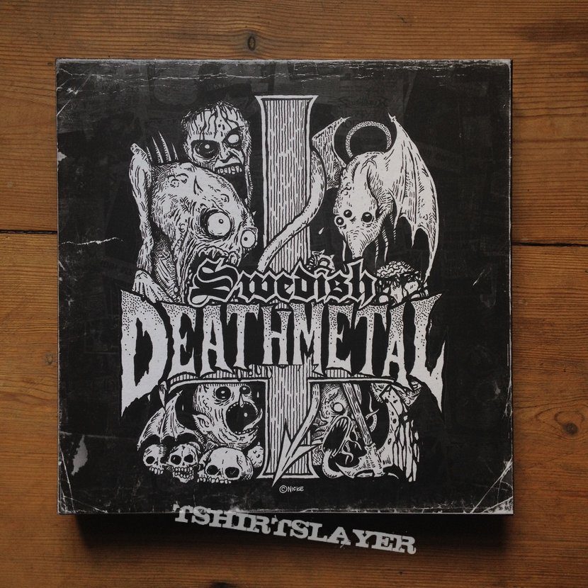 Swedish Death Metal Vinyl-box