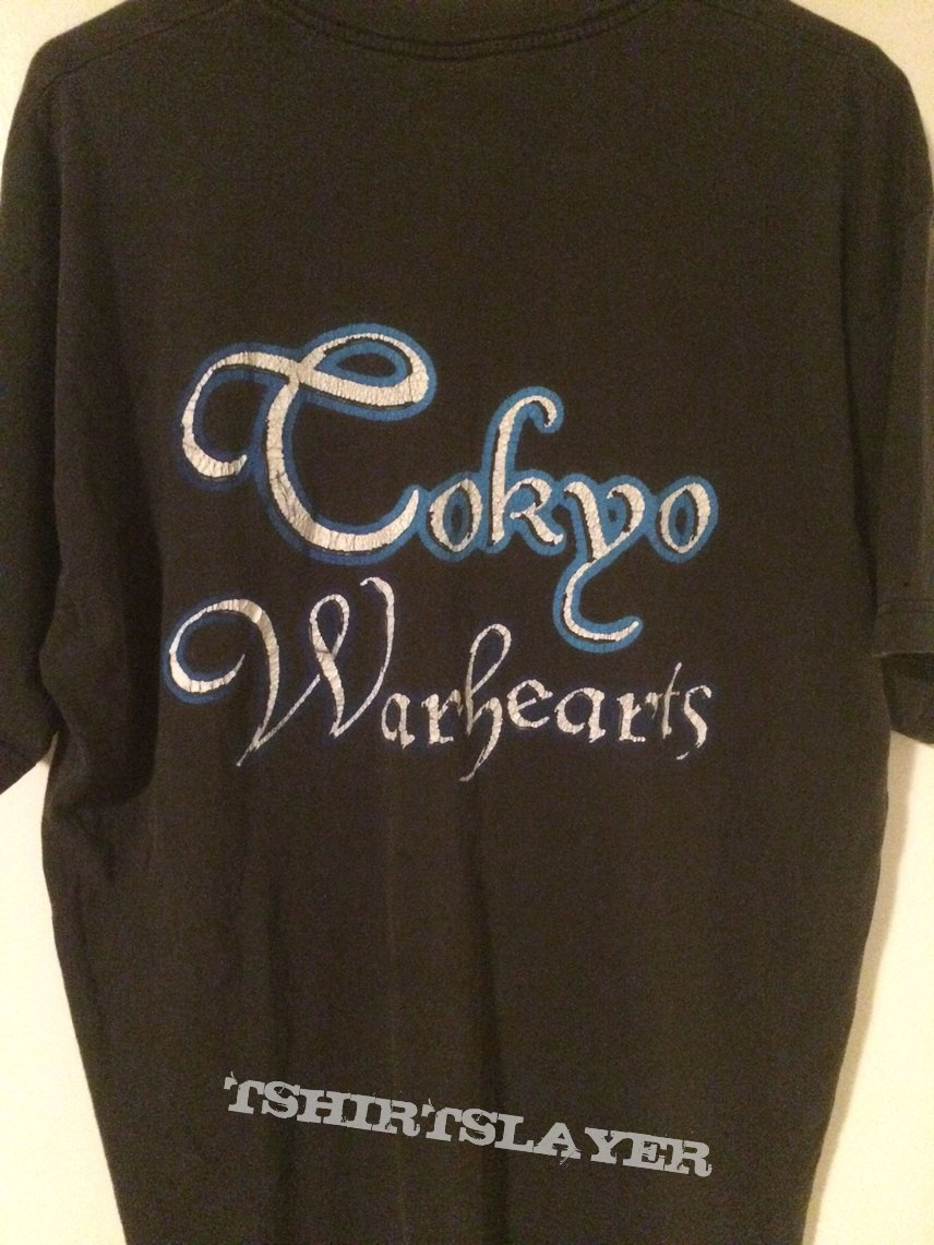 Children Of Bodom Tokyo Warhearts OG shirt