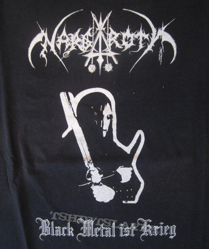 Nargaroth - Black Metal ist Krieg T- Shirt 2001 (Size XL)