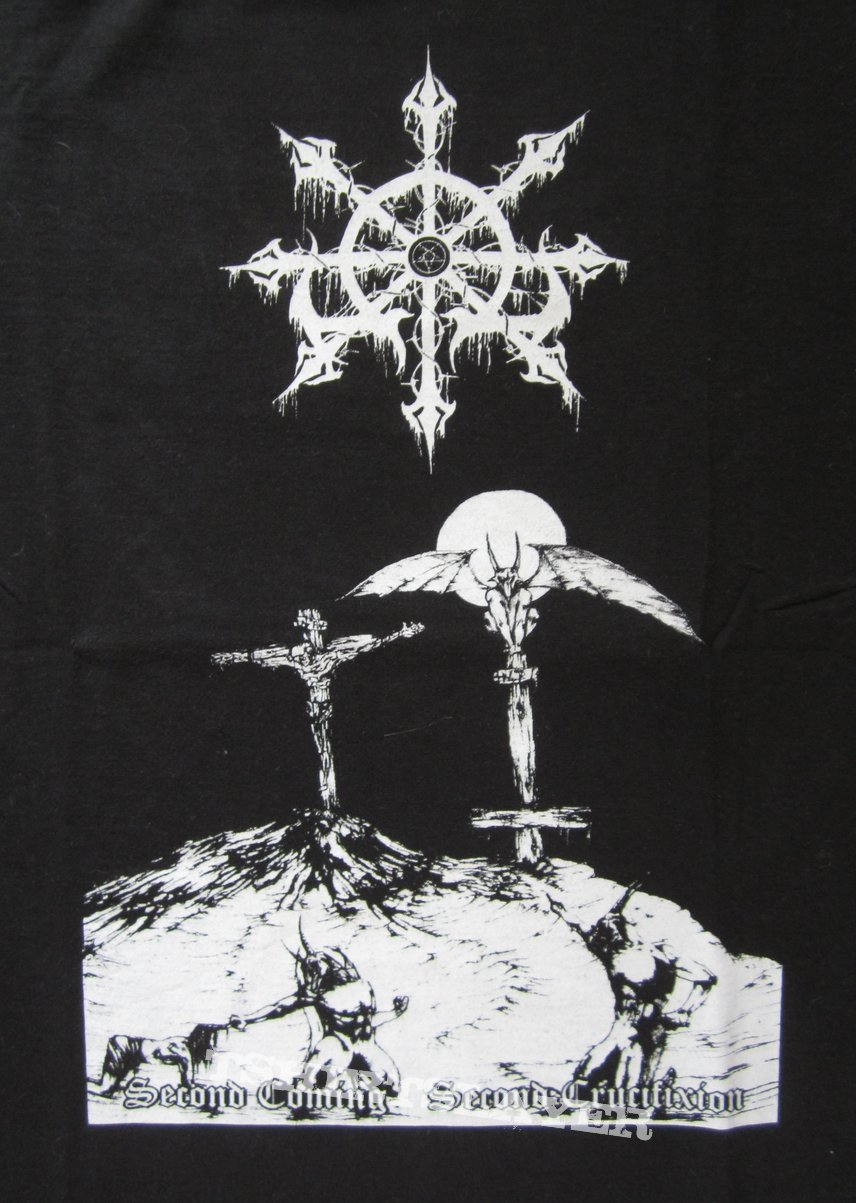 Omega - Second Coming, Second Crucifixion T- Shirt 2011 (Size M)